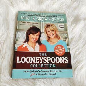 2️⃣/$20 Sale: Looneyspoons cookbook: Greatest Hits